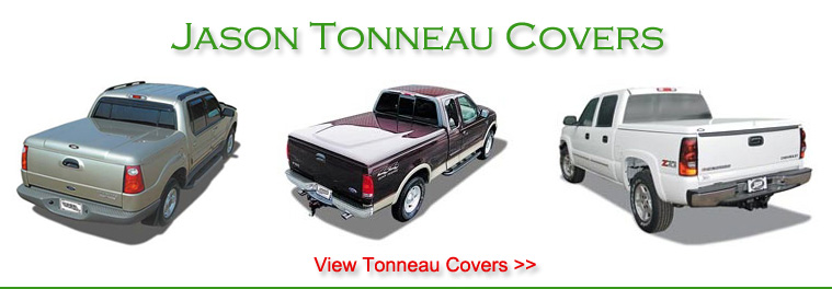 Jason Tonneau Covers