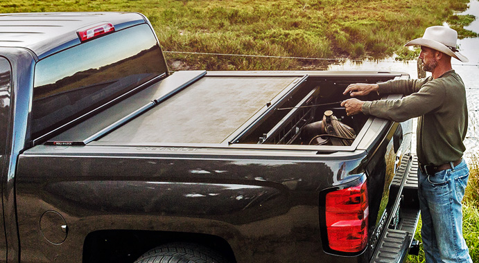 Roll N Lock Tonneau Covers Houston S Truck Accessories Leader