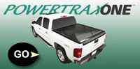 Powertrax One Truck Bed Cover