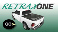 Retrax One Truck Bed Cover