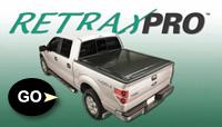 Retrax Pro Truck Bed Cover